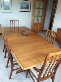 ads for teak table in dining tables chairs for sale united kingdom