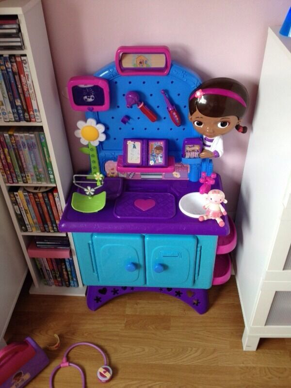 Doc Mcstuffins Medical Centre Buy Sale And Trade Ads