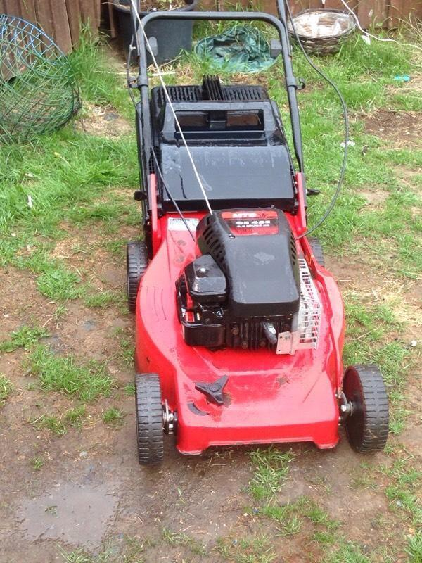 Petrol lawn mower for sale | United Kingdom