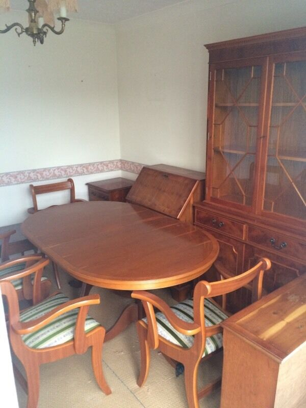 wooden dining room furniture united kingdom gumtree