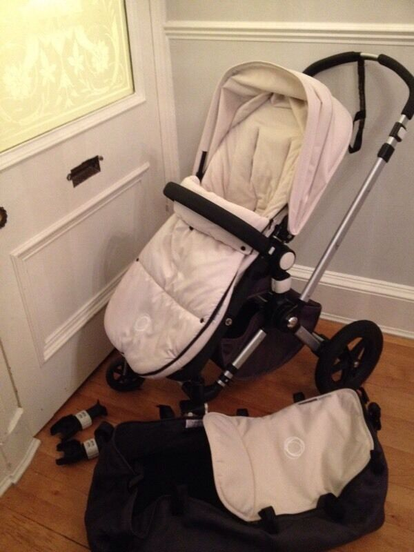 how to change bugaboo cameleon from carrycot to seat