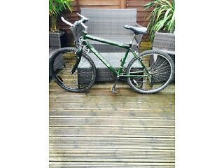 ** Ridge Mens Mountain bike **