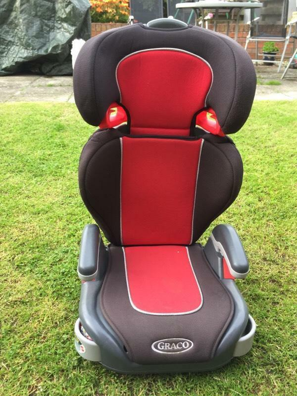 graco stage 2 3 car seat united kingdom gumtree. Black Bedroom Furniture Sets. Home Design Ideas