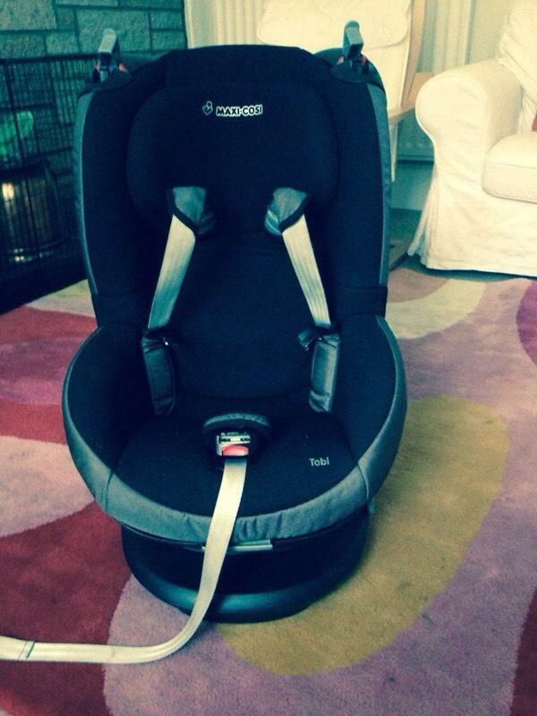 maxi cosi tobi car seat united kingdom gumtree. Black Bedroom Furniture Sets. Home Design Ideas