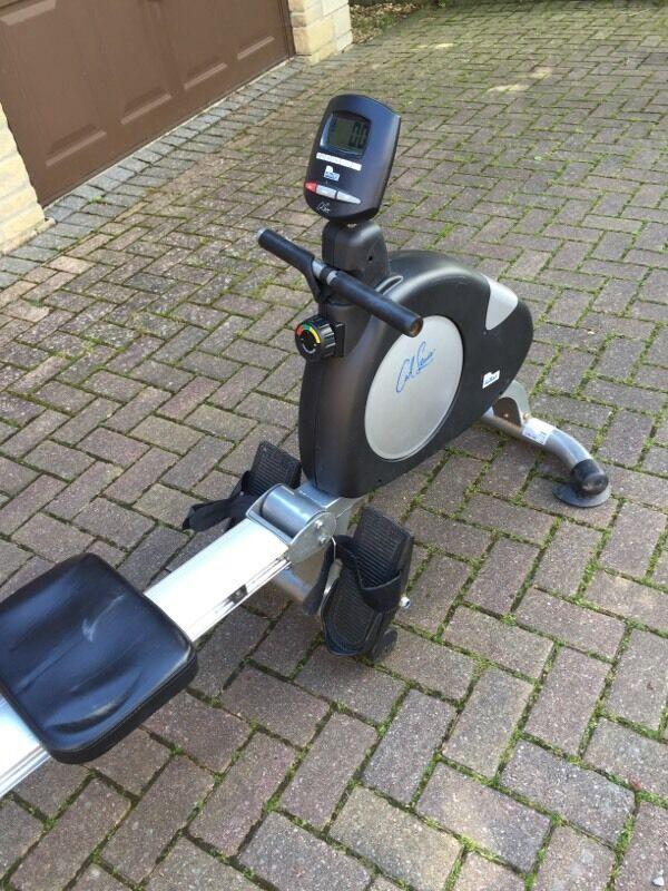 Lewis Rowing Rowing Machine Carl Lewis