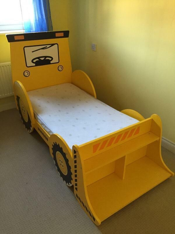 Toddler Digger Bed From Buy Sale And Trade Ads