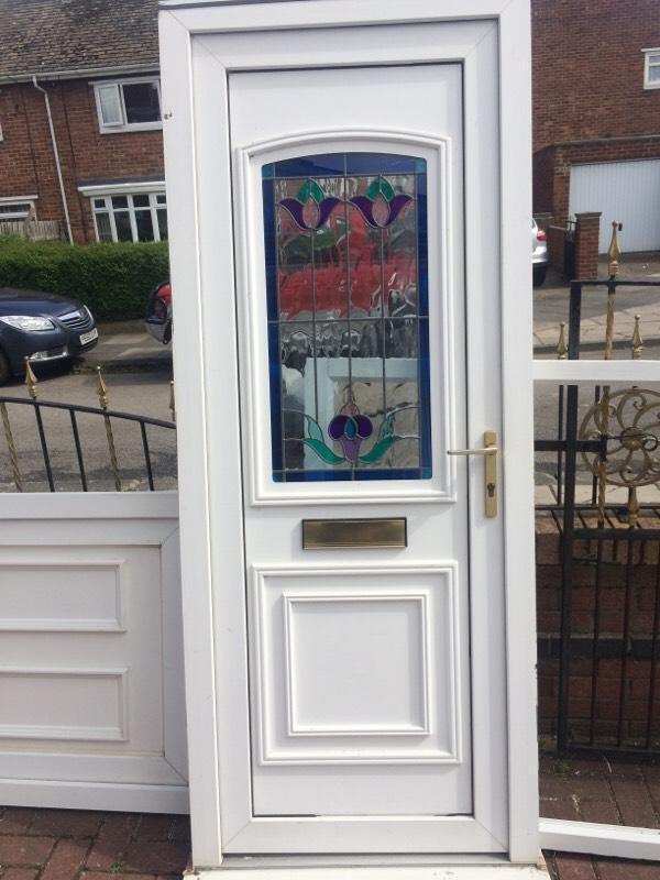 Upvc front door united kingdom gumtree for Upvc front doors for sale