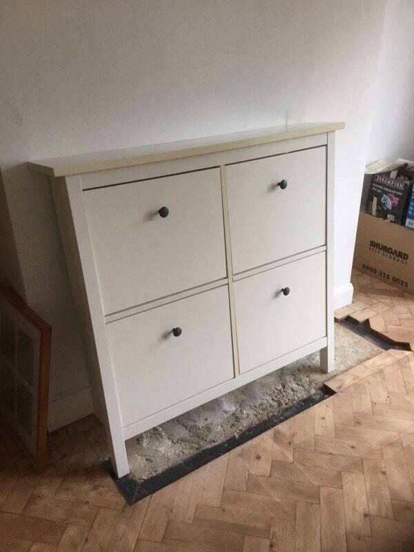hemnes cabinet white images