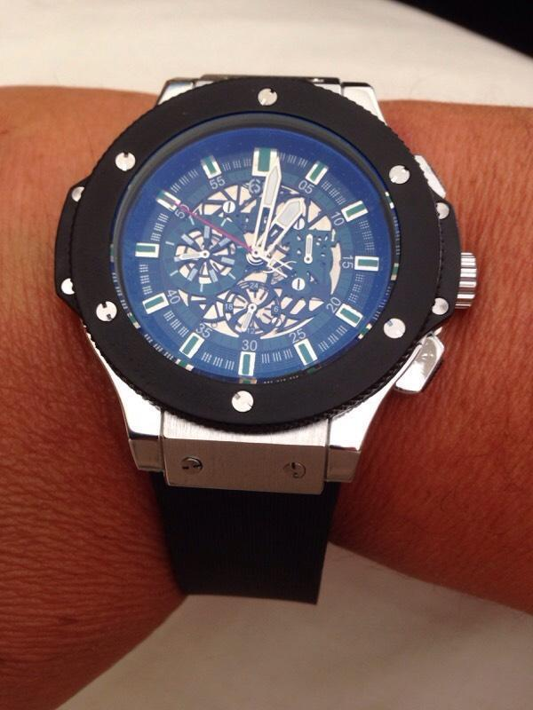 Часы hublot geneve big bang king