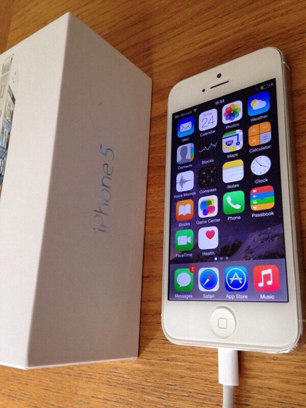 Iphone 5 16gb Box Iphone 5 16gb 02 Network