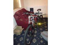 Krave banned 26 inch mountain bike
