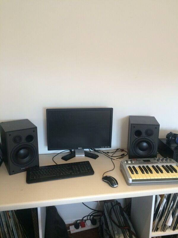 Dynaudio Bm5a Studio Monitors Dynaudio Bm5a Studio Monitor