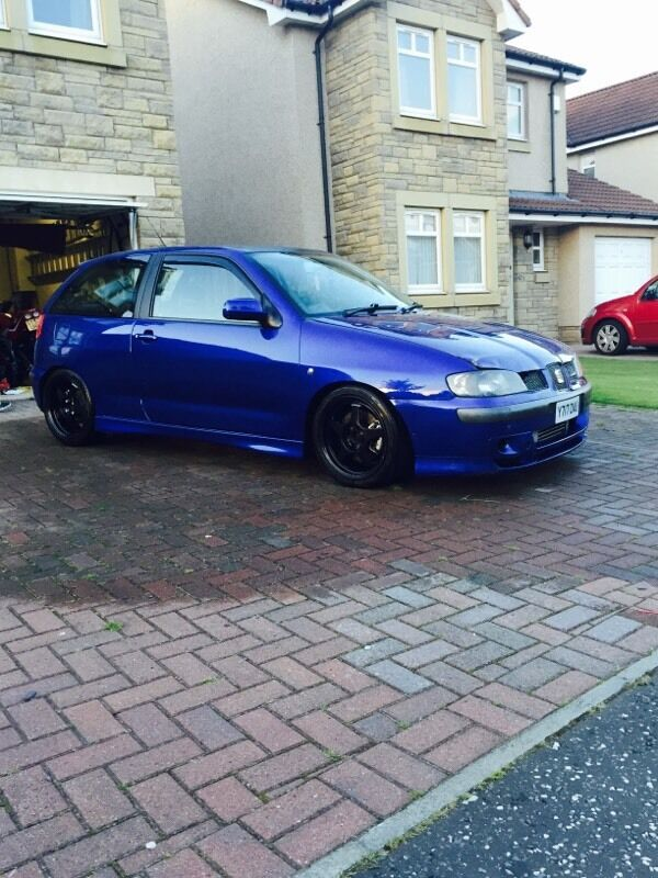 Mk3 Seat Ibiza Cupra r For Sale Seat Ibiza Cupra Mk3 Ideal
