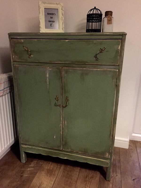 Vintage Upcycled Small Sideboard United Kingdom Gumtree