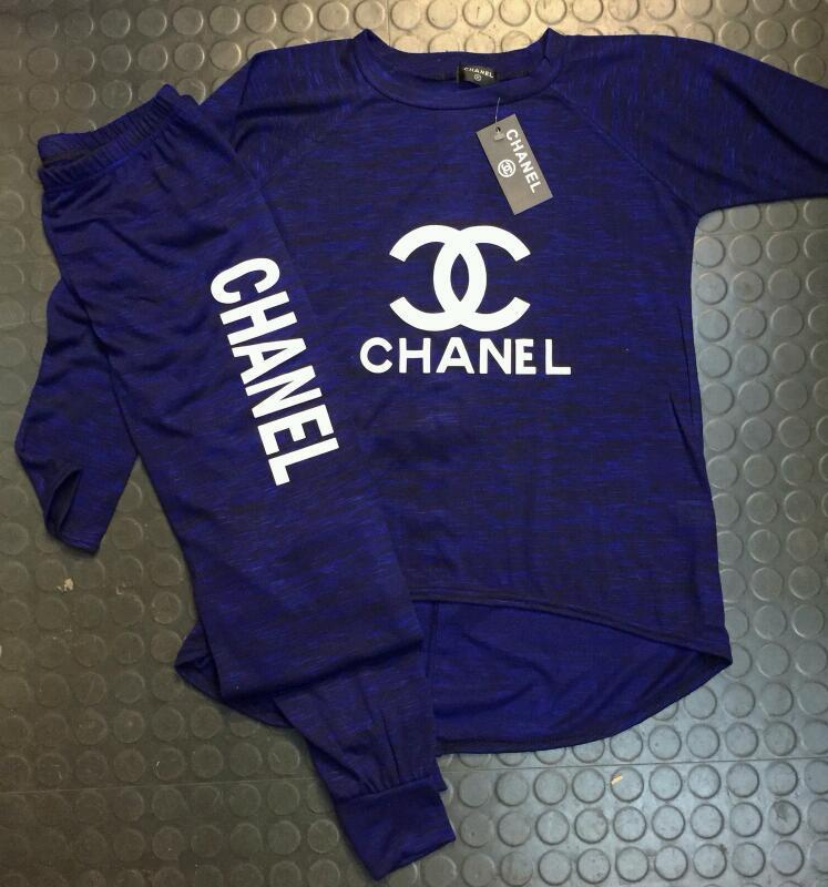 Chanel Tracksuit Related Keywords Chanel Tracksuit Long