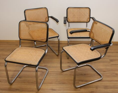 thonet marcel breuer st hle s32 s64 freischwinger ankauf verkauf in k ln lindenthal ebay. Black Bedroom Furniture Sets. Home Design Ideas