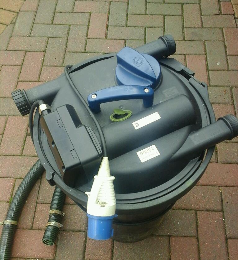 Oase filtoclear 15000 koi pond filter united kingdom for Koi pond fountains sale