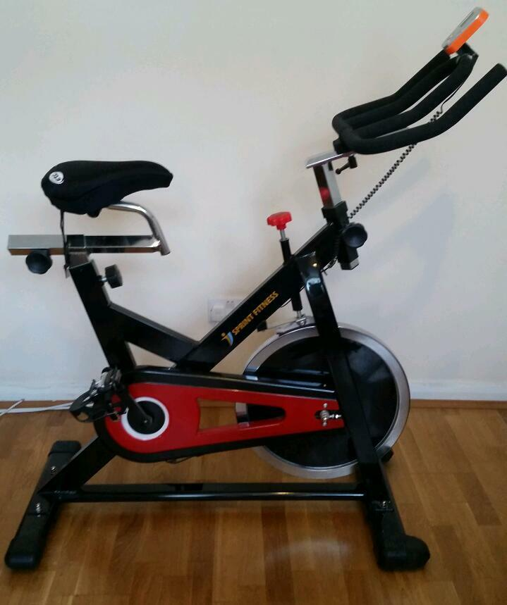 Sprint fitness gb1 spin bike amazing reduced price united kingdom