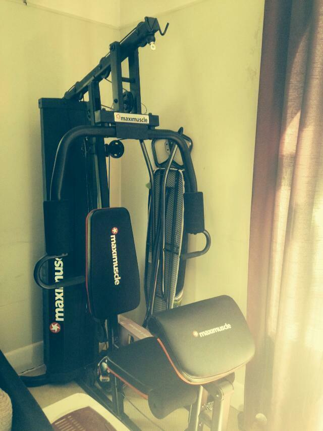 Maximuscle multi gym for sale great condition united