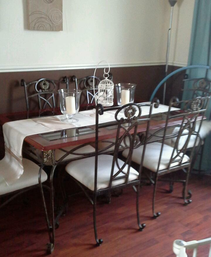 Table and 6 chairs United Kingdom Gumtree : 86 from www.gumtree.com size 720 x 877 jpeg 67kB