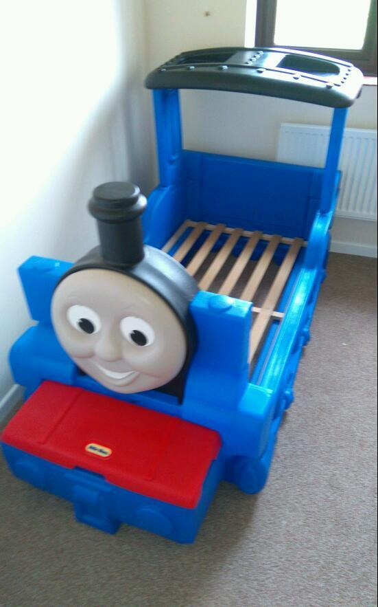 Thomas Single Bed Thomas The Tank Engine Bed