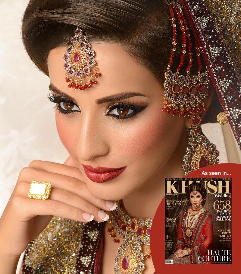 Asian Wedding Make Up Artist 46