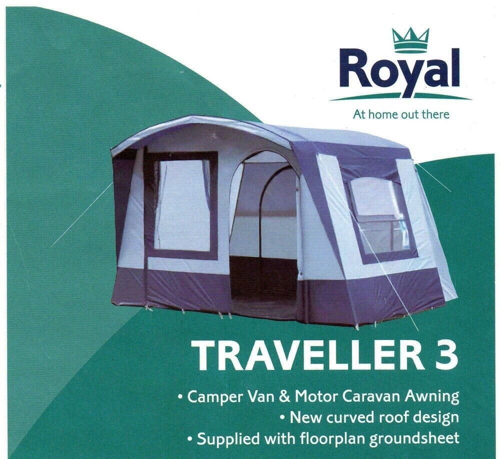 Royal traveller 3 drive away awning reviews