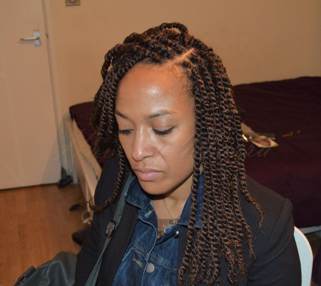 Braiding Natural Hair With Extensions Braids Natural Hair at