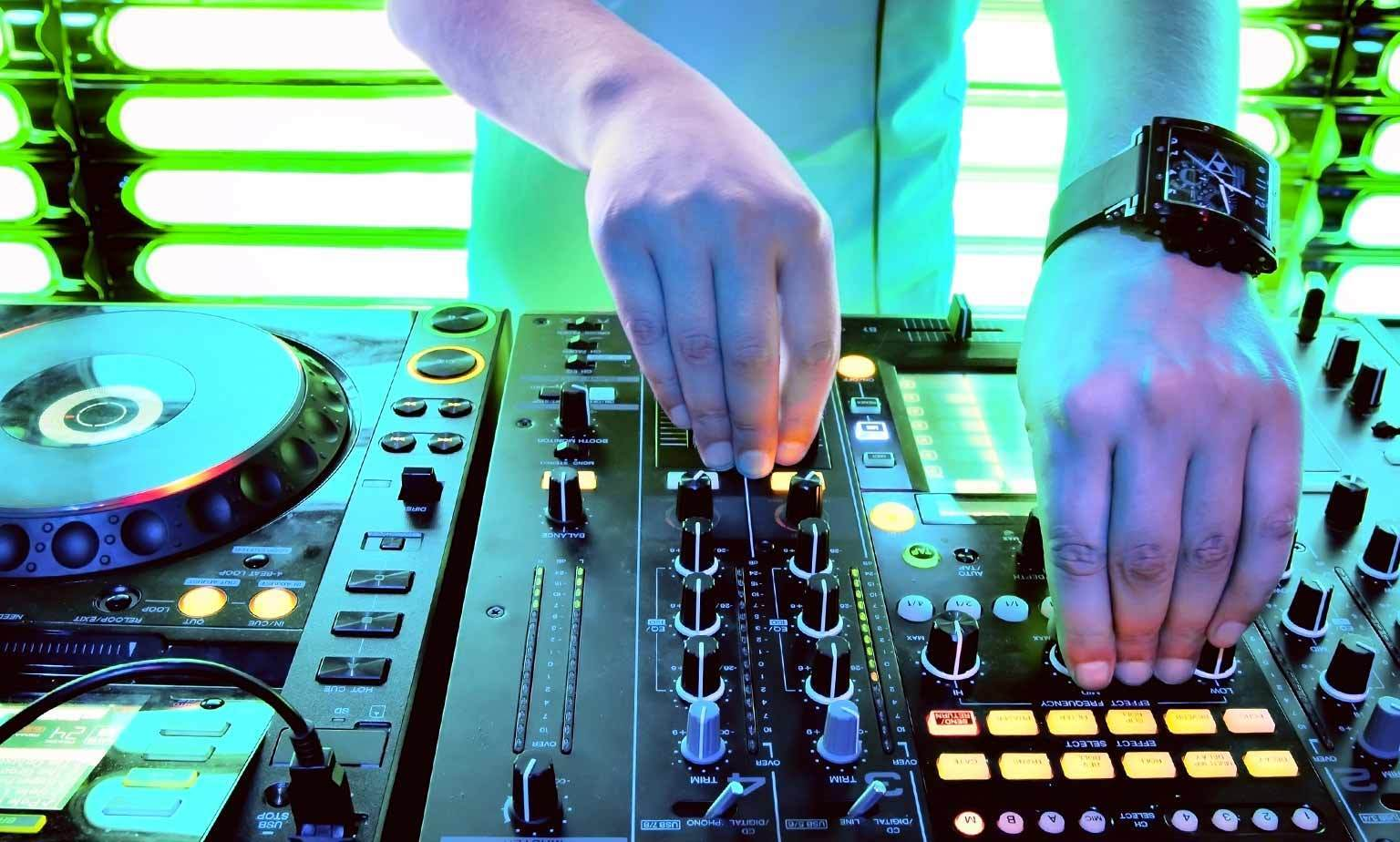 DJ Equipment gebraucht