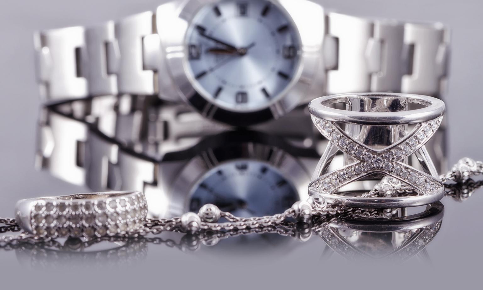 Uhren & Schmuck: bis zu -50 % ggü. UVP