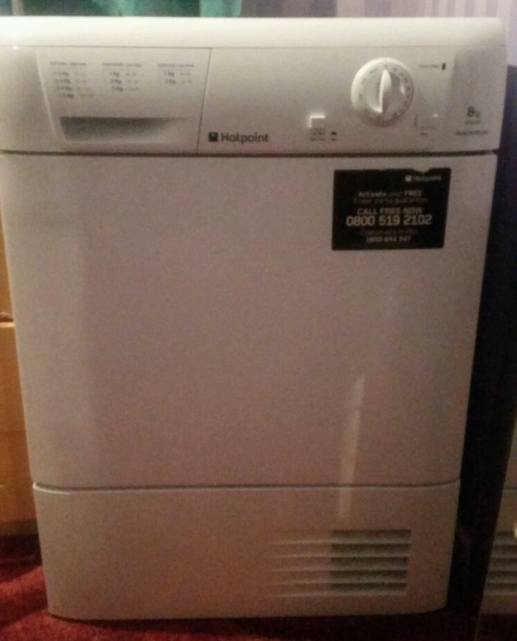 Condenser tumble dryer new buy or sell find it used - Tumble dryer for small space pict ...