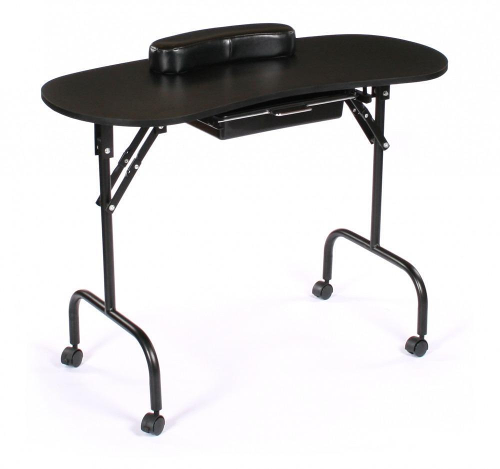 Brand new black portable manicure table united kingdom for Gumtree beauty table