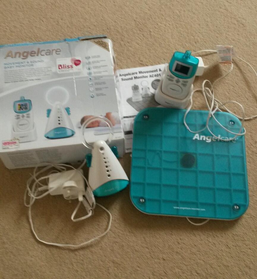 angelcare baby monitor united kingdom gumtree. Black Bedroom Furniture Sets. Home Design Ideas