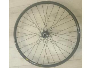 Hope Pro2 evo hub with mavic 321 rim front wheel