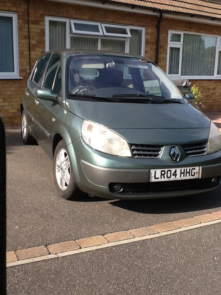 renault scenic privilege 1 9 dci 120 diesel 2004 united kingdom gumtree. Black Bedroom Furniture Sets. Home Design Ideas