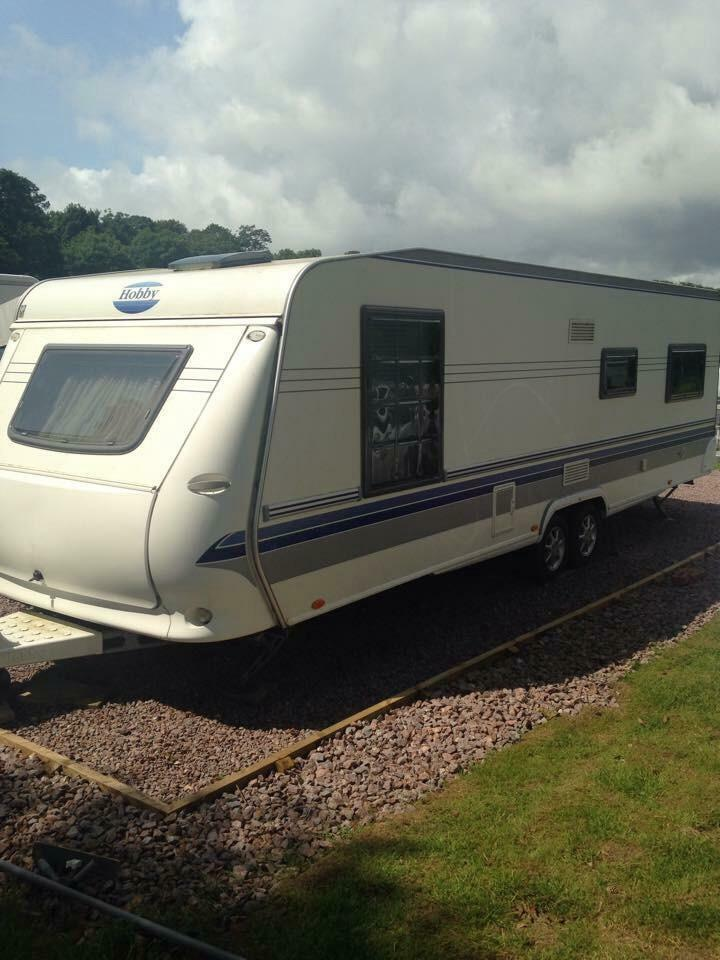 Innovative  CARAVAN FOR SALE  In Market Harborough Leicestershire  Gumtree
