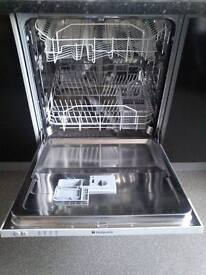 Table Top Dishwasher Nuneaton : Wooden TV Stand - EXCELLENT CONDITION!!