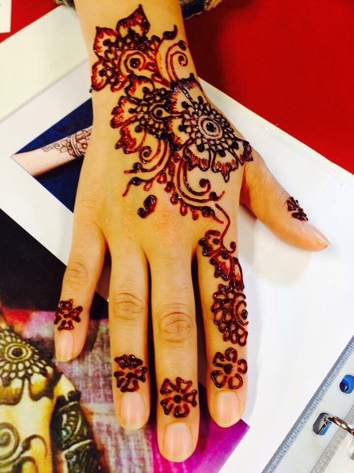 Bridal Mehndi Yorkshire : Henna artist bradford makedes