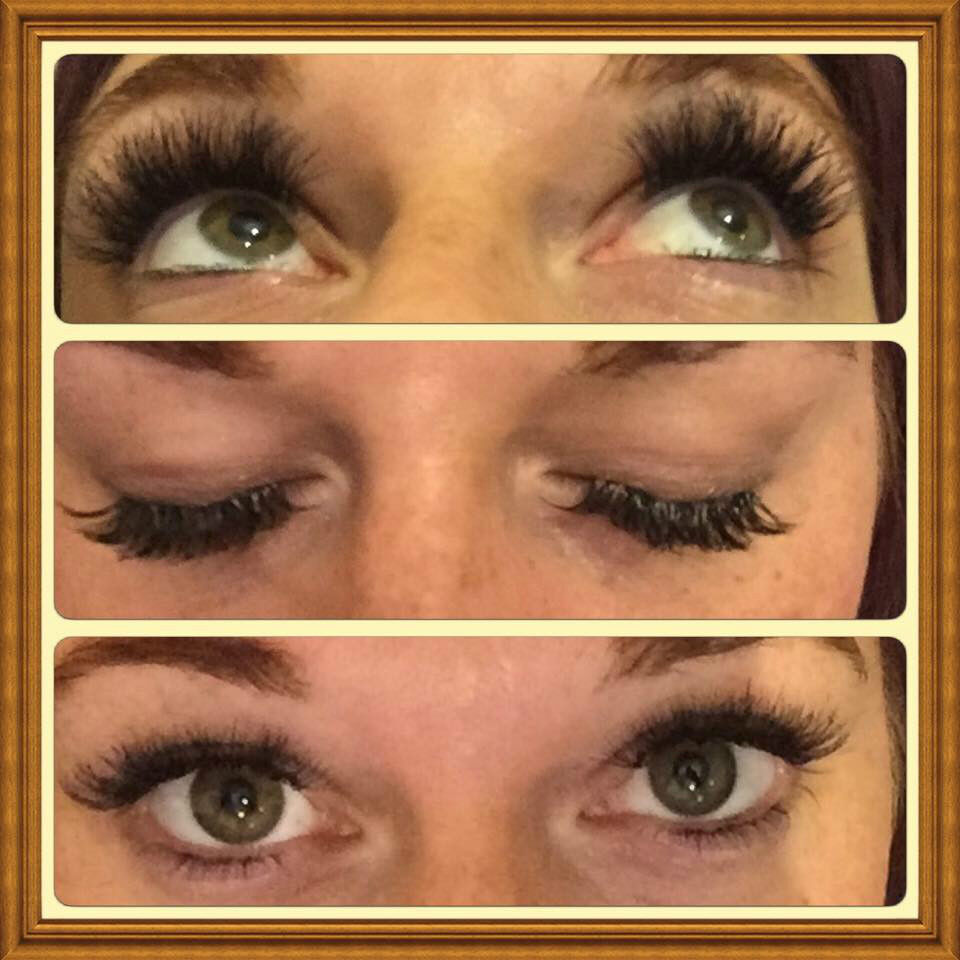 Eyelash Tinting And Extensions Eyelash Extensions Nano And
