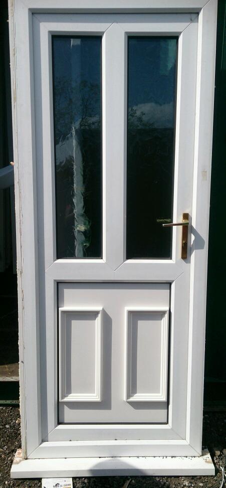 Upvc door 825 850mm x 2060mm united kingdom gumtree for Upvc front doors for sale