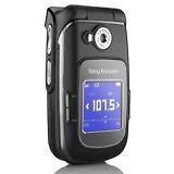 Sony Ericsson Z710i  Black  Mobile Phone