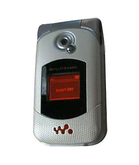 Sony Ericsson W300i - Shadow black - Mobile Phone