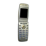 Sony Ericsson Z600  Silver Mobile Phone