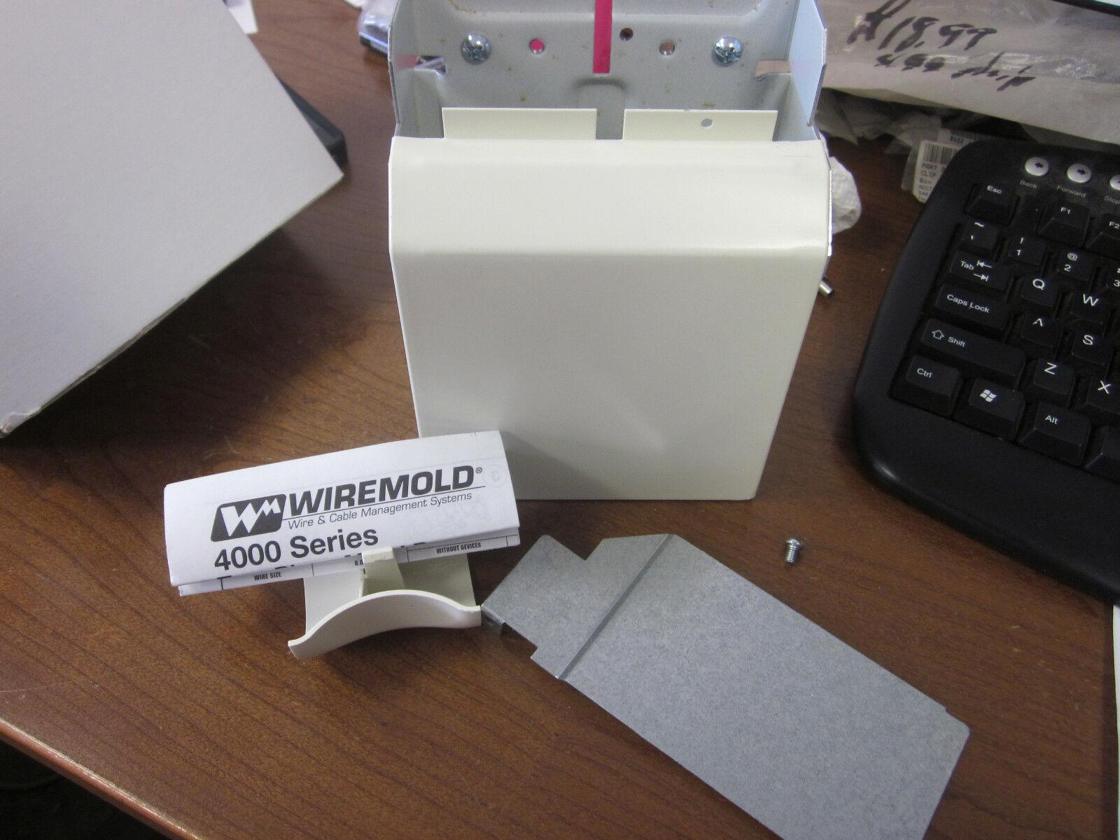 Atemberaubend Wiremold 4000 Serie Laufbahn Zeitgenössisch ...