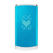 LG Lollipop GD580  Blue  Mobile Phone