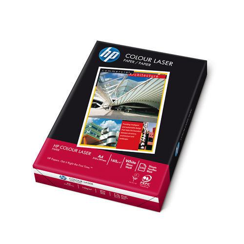 250 Blatt HP Colour Copy Papier A4 160g weiß Kopierpapier CHP400