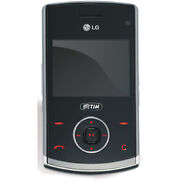 LG KU580  Black  Mobile Phone