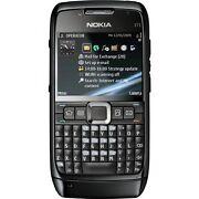 Nokia E71  Black  Smartphone