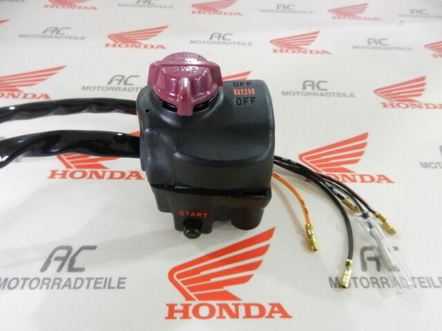Honda CB 750 Four K6 F1 Lenkerschalter Rechts Original neu switch starter assy