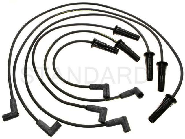 Spark Plug Wire Set Standard 7659 Fits 95-98 Pontiac Bonneville